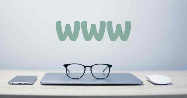 que se necesita para tener una página web